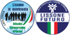 Logo LISSONE IN MOVIMENTO, LISSONE FUTURO