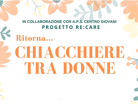 Chiacchiere tra donne