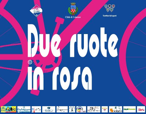 DUE RUOTE IN ROSA