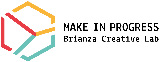 logo MAKE IN PROGRESS Brianza Creative Lab