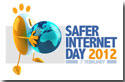Logo SAFER INTERNET DAY 2012