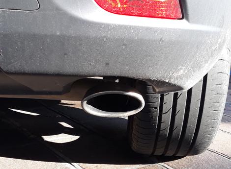 Immagine aria inquinata