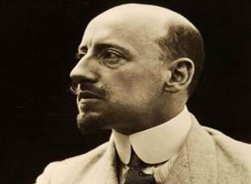 Gabriele D'Annunzio, il Vate