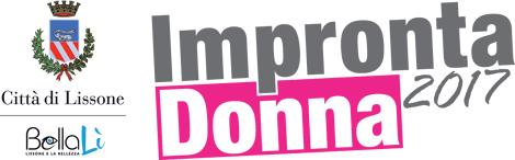 Porzione locandina Impronta Donna 2017