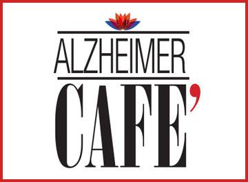 "Logo ""ALZHEIMER CAFE' """