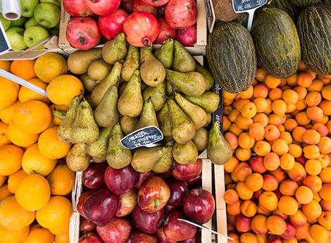 Immagine mercato