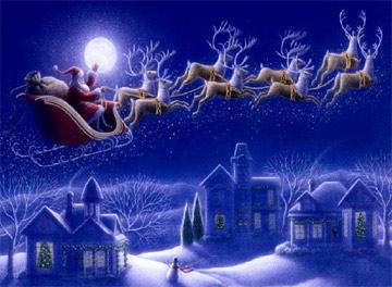 UNA SLITTA DI STORIE - Letture di Natale per bambini dai 3 ai 5 anni