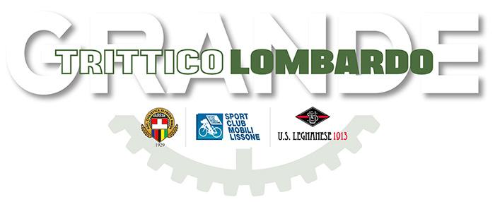 Loghi: Trittico Lombardo - Società calcistica Alfredo Binda - Sport Club Mobili Lissone - U.S. Legnanese