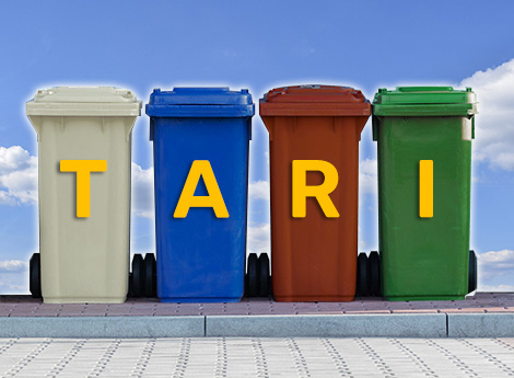 Logo TARI