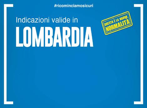 Lissone - Coronavirus -  Ordinanza 590 del 31 luglio 2020 di Regione Lombardia