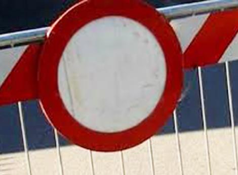 icona divieto di accesso