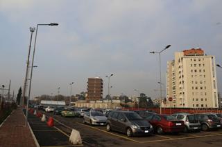 Lissone- Nuovo «parcheggione» della stazione: 205 stalli liberi