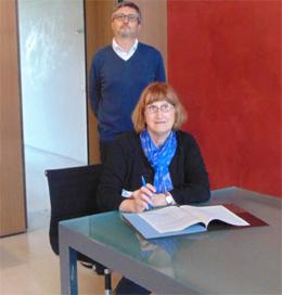 Lissone | Il Sindaco Concettina Monguzzi e l'Assessore Antonio Erba Assessore
