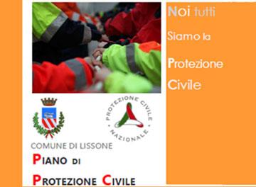 Comune di Lissone - Piano Protezione Civile