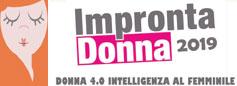 Logo Impronta Donna 2018