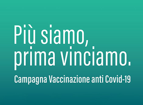 Immagine CAMPAGNA VACCINAZIONI ANTI COVID-19