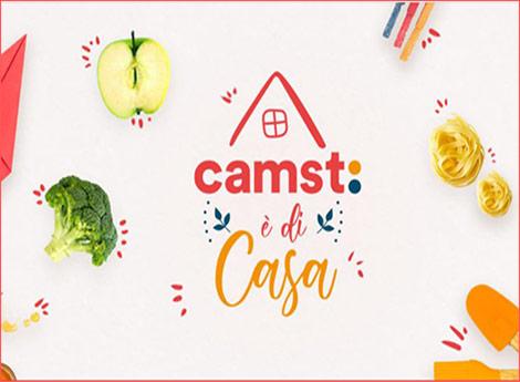 CAMST è di casa - Un portale con consigli sulla nutrizione e ricette per bambini in età scolare e pre-scolare