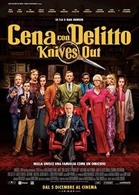 Locandina film Cena con delitto