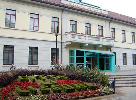Immagine esterno Biblioteca