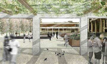 Agorà in Libertà» il progetto vincitore del Concorso di idee per la riqualificazione urbana del Centro storico e di Piazza Libertà