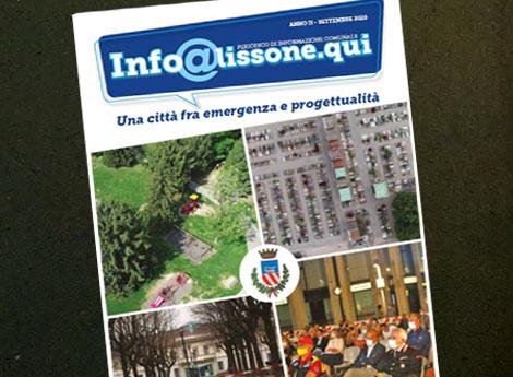 Info@lissone.qui - L'informatore dell'Amministrazione Comunale