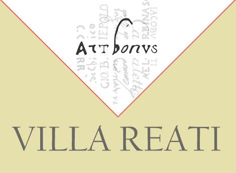 Art bonus logo + Villa reati