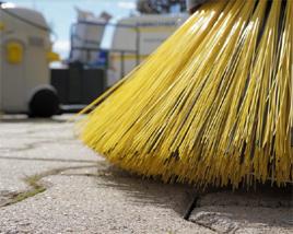 Lissone- Comunicato stampa - Al via la sanificazione delle strade