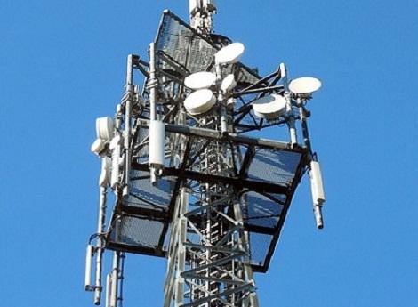 immagine antenne telecomunicazione