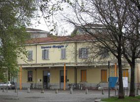 Stazione FF.SS. Lissone-Muggiò