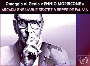 Lissone - OMAGGIO AL GENIO: Ennio Morricone - concerto