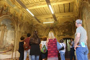 Lissone   Comunicato stampa   Villa Baldironi-Reati, approvato il progetto definitivo di restauro conservativo