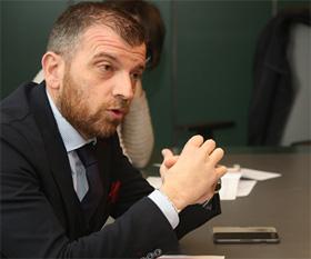Alessandro Merlino,  assessore allo sviluppo economico Comune di Lissone