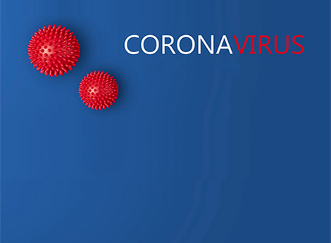 Immagine logo Coronavirus