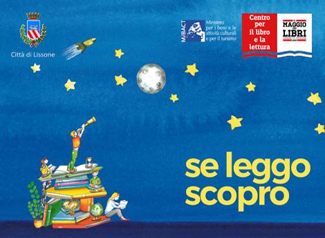 """Frammento locandina """"Maggio dei libri"""" edizione 2020"""