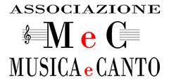 logo Associazione MeC - Musica e Canto