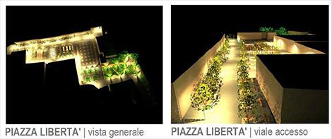 Lissone- Comunicato stampa - Riqualificazione del Centro Storico, al via la cantierizzazione in Piazza Libertà