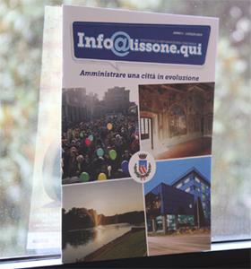«Info@Lissone.qui», il nuovo informatore dell'Amministrazione Comunale