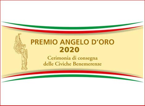 banner Premio Angelo d'Oro 2020