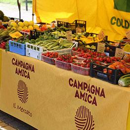 immagine Mercato di Campagna Amica Coldiretti