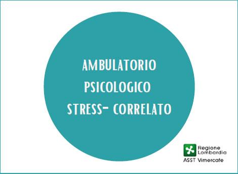 icona Ambulatorio psicologico stress correlato