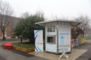 Lissone - Inaugurata la nuova Casa dell'acqua di Santa Margherita