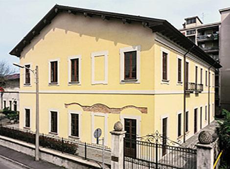 Lissone-Bando per lavori di restauro conservativo a Villa Reati