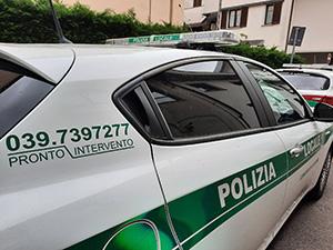 Lissone- Comunicato stampa - Parchi e Giardini pubblici, la Polizia Locale rafforza i controlli