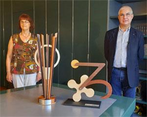 Lissone - Comunicato stampa - Grande Trittico Lombardo: gli artigiani lissonesi firmano i Trofei d'Autore