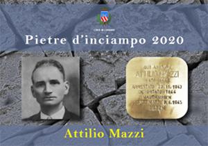 Lissone - Pietre d'Inciampo 2020 - Attilio Mazzi