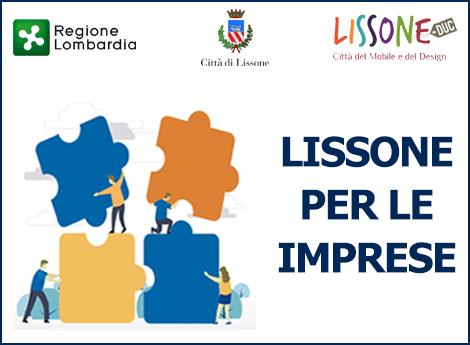 Lissone - Bando assegnazione contributi a fondo perduto ad operatori tessuto economico locale