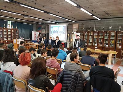il sindaco monguzzi illustra i tre progetti