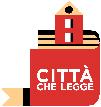 Logo città che legge