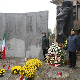 4 novembre - Giornata dell'Unità Nazionale e delle Forze Armate