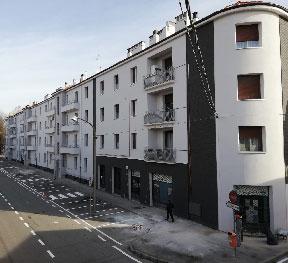 Immagine case di via Ferrucci-XX Settembre